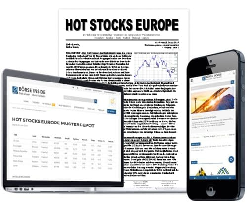 hot stocks europe